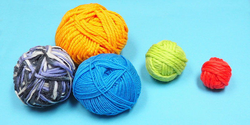 How to Knit Blankets and Scarves Without Pattern