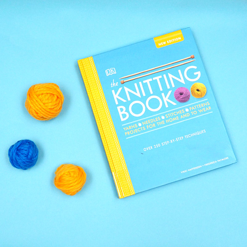 The Knitting Book by Vikki Haffenden and Frederica Patmore