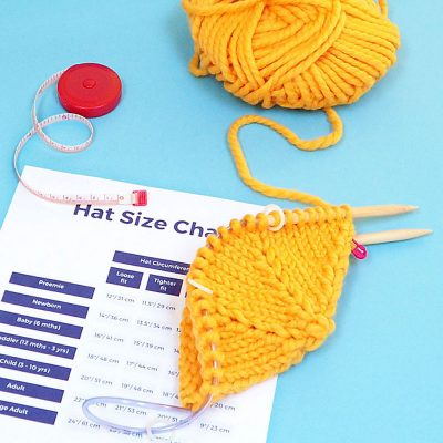 Top-Down Hat Course