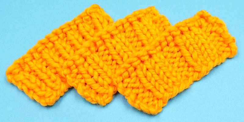 The Easiest Stretchy Bind Off for Ribbing