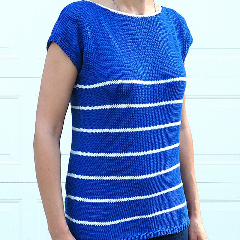 Everyday Tee Knitting Pattern