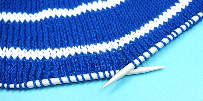Everyday Tee Knit-Along, Part 1