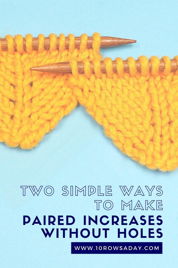Deliksiz Çift Artışlar Yapmanın İki Basit Yolu |  Günde 10 sıra