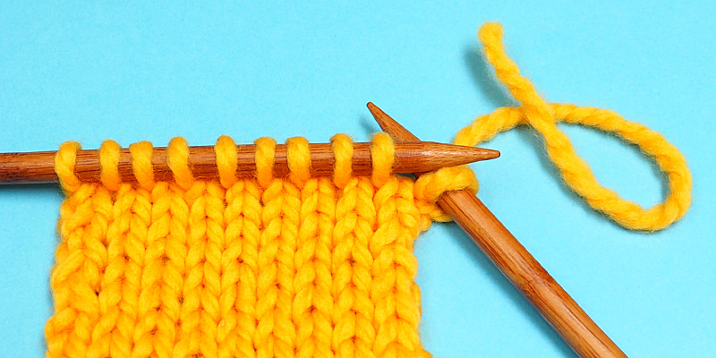 Cinco formas de unirse a un nuevo ovillo de lana