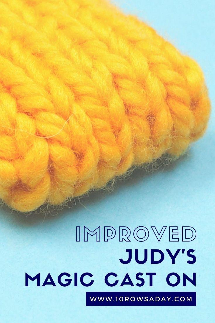 La forma más fácil de hacer la magia de Judys |  10 filas al día